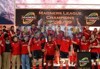 Munster Rugby Adidas Vintage Home Champions 2007 2008 Heineken Cup