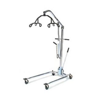 Hoyer Chrome Hydraulic Lifter Patient Lift Transfer