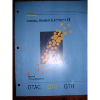 General Training Electricity 2 (Module 4 Wiring DIagram