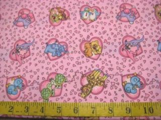 10 Yard Piece Timeless Treasures Fabric Valentine
