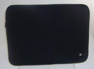 Brand New HP Black 16 Neoprene Laptop Sleeve