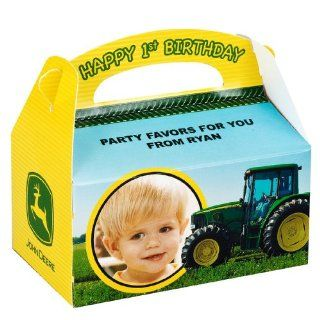 Party Destination John Deere 1st Birthday Personalized