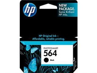 GENUINE HP Photosmart Premium C410a C309a Pro B8550 Black Ink