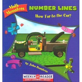 Number Lines How Far to the Car? (Math Monsters) John Burstein