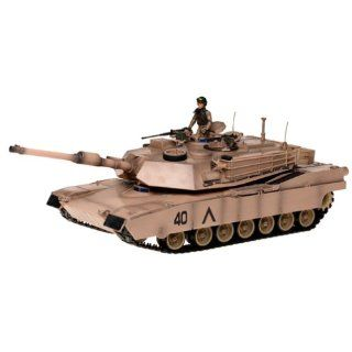 Elite Force 1/18 Scale M1 A1 Abrams Tank Maximum Detail
