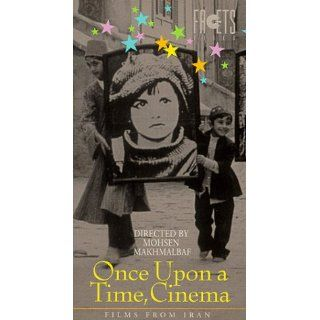 Once Upon a Time Cinema [VHS]: Akbar Abdi, Morteza Ahmadi
