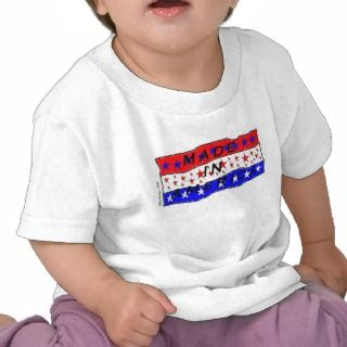 Made in America Infant T Shirt
