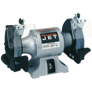 Jet JBG 10A 10 in 1 1 2 HP 1 Phase Industrial Bench Grinder 577103 New