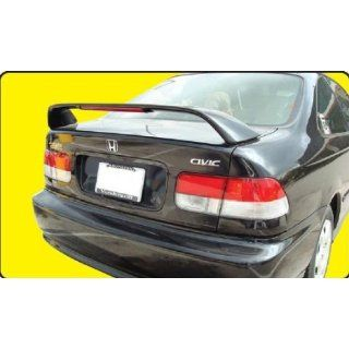 Honda Civic SI Spoiler 96 00 Coupe Factory Style Unpainted Primer
