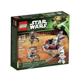 LEGO Star Wars Clone Troopers vs Droidekas 75000 Toys