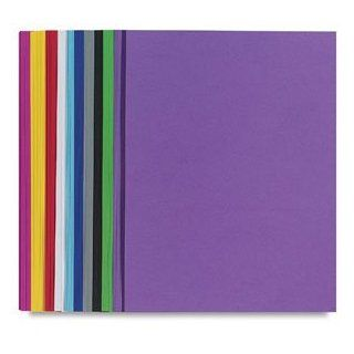 Blick Construction Paper   Silver, 12 x 18, Pkg of 50