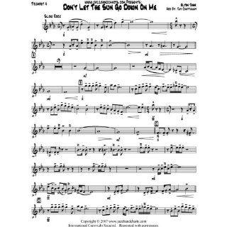 42 Big Band Jazz Charts Sheet Music Cd Volume 1   Score & Parts (www
