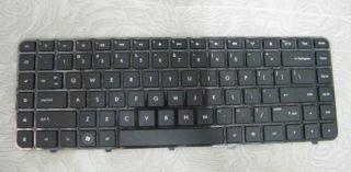 New HP Pavilion dv6 dv6 3000 US Backlit Keyboard Black