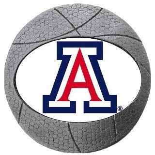 Arizona Wildcats NCAA Basketball One Inch Pewter Lapel Pin