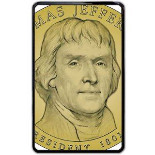 Thomas Jefferson Kindle Fire snap on Case / Cover for