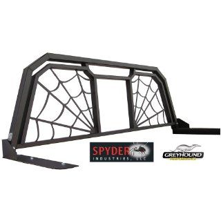 Spyder Black Widow Headache Rack Dodge Ram 1500 09 12 :