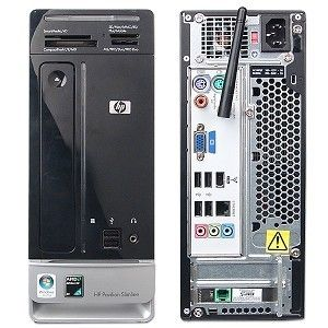 HP Pavilion Slimline S3000 S3400F Desktop PC