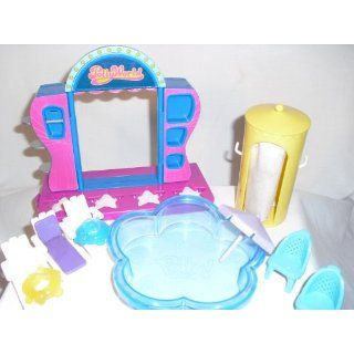 Polly Pocket Pool Party Set