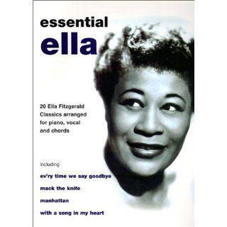 Ella Fitzgerald    Essential Ella 20 Ella Fitzgerald Classics (Piano