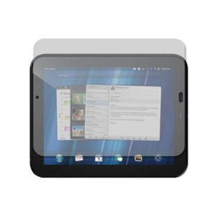 HP Bluetooth Keyboard + Flip Stand Case + Screen Protector Film for HP