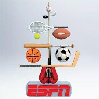2011 Tree mendous Sports ESPN Christmas Tree Hallmark