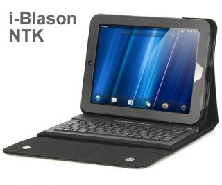 Keyboard Folding Folio Leather Case For HP Touchpad 9 7H 16GB 32GB New