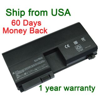 Cell Laptop Battery for HP TouchSmart TX2 TX2 1000 TX2 1100 TX2 1200