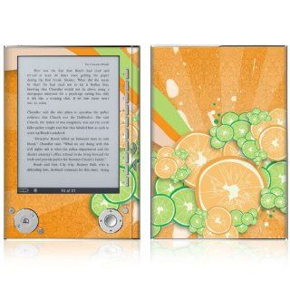 Citrus Design Protective Decal Skin Sticker for Sony