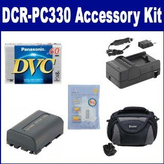 Sony DCR PC330 Camcorder Accessory Kit includes: SDM 101