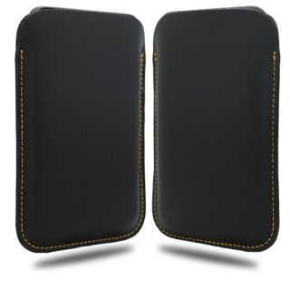 Authentic HTC Leather Pouch Case for Most HTC Phones Accessory