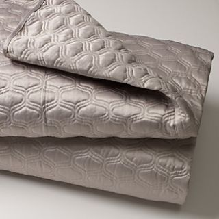 Hudson Park Grande Dame Queen Quilted Coverlet
