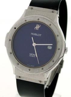 Hublot Classic Elegant 36mm Stainless Steel Watch