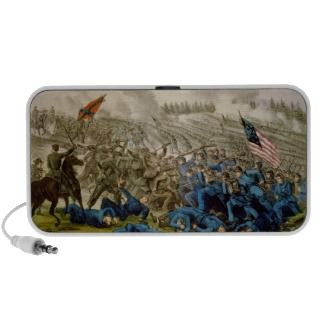 American Civil War Battle of Petersburg in 1865 PC Speakers