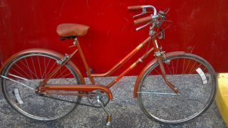 Vintage Womens 3 Speed Huffy Bicycle