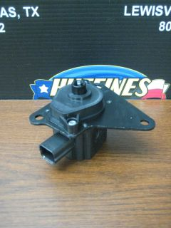 07 12 Jeep Compass Patriot 07 10 Dodge Caliber Flow Control Valve