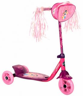 Disney Princess Scooter Huffy Toddler Girls Pink Purple 6 New in Box