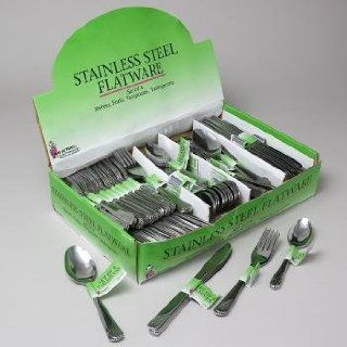Steel Flatware   Case Pack 108 SKU PAS373044