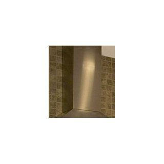 Vent A Hood WSDC 12/12 SS 12 12 Tall Stainless Wall Mount Duct Cover
