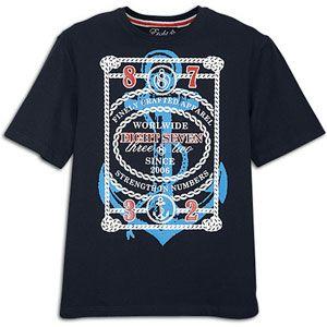 Eight 732 Royal Atlantic S/S T Shirt   Mens   Casual   Clothing