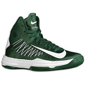 Nike Hyperdunk   Womens   Basketball   Shoes   Gorge Green/White