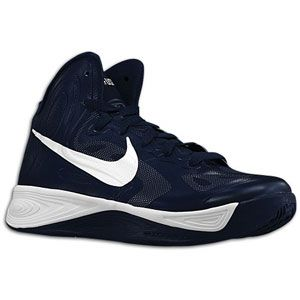Nike Hyperfuse   Womens   Basketball   Shoes   Midnight Navy/White