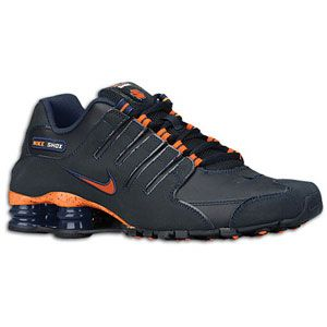 Nike Shox NZ EU   Mens   Running   Shoes   Dark Obsidian/Midnight