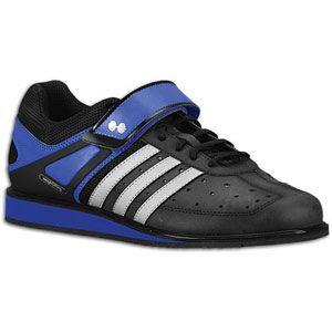 adidas Powerlift Trainer   Mens   Training   Shoes   Black/Metallic