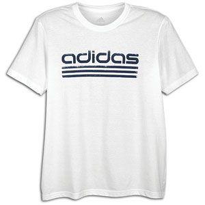 adidas Forever T Shirt   Mens   Training   Clothing   White