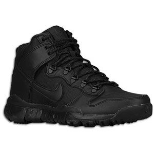 Nike ACG Dunk High   Mens   Casual   Shoes   Black/Black/Anthracite