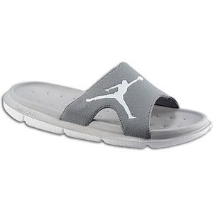 Jordan RCVR Slide   Mens   Casual   Shoes   Cool Grey/White/Wolf Grey