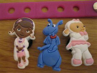 Disney Jr Doc McStuffins Charms Free Bracelet Adorable