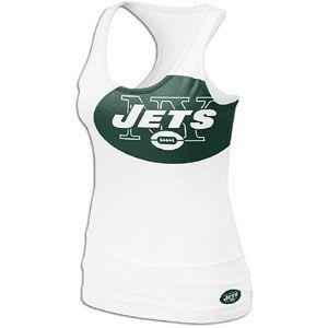 Nike NFL Big Logo Tank   Womens   Football   Fan Gear   New York Jets