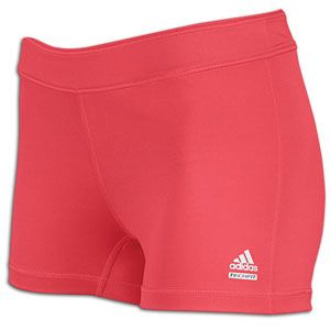 adidas TechFit Boy Short   Womens   Training   Clothing   Super Pink