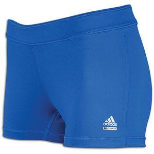adidas TechFit Boy Short   Womens   Training   Clothing   Prime Blue